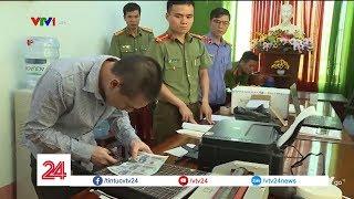 Công an tỉnh Đắk Nông triệt phá đường dây sản xuất, lưu hành tiền giả quy mô lớn | VTV24