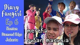 Video [ENG SUB] DIARY FANGIRL EP 6: Nonton Diamond Edge Jakarta (the truth behind FS-nim & MECIMA) download MP3, 3GP, MP4, WEBM, AVI, FLV April 2018
