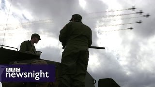 Has America become ungovernable? BBC Newsnight