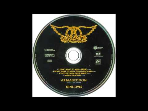 Animal Crackers (Armageddon) - Aerosmith [HQ]
