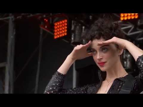 (08) St Vincent - Actor Out of Work @ Outside Lands Fest, Golden Gate Park 8.07.15