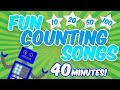 Fun Counting Songs for Kids – Counting Videos for Preschool and Kindergarten – Learn to Count Songs