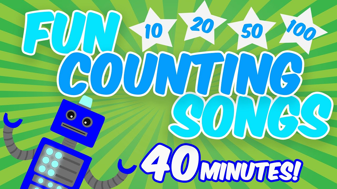 fun counting songs for kids u2013 counting videos for preschool and