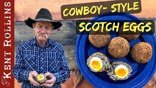 Scotch Egg Recipe - Deep Fried Easy Egg Recipe