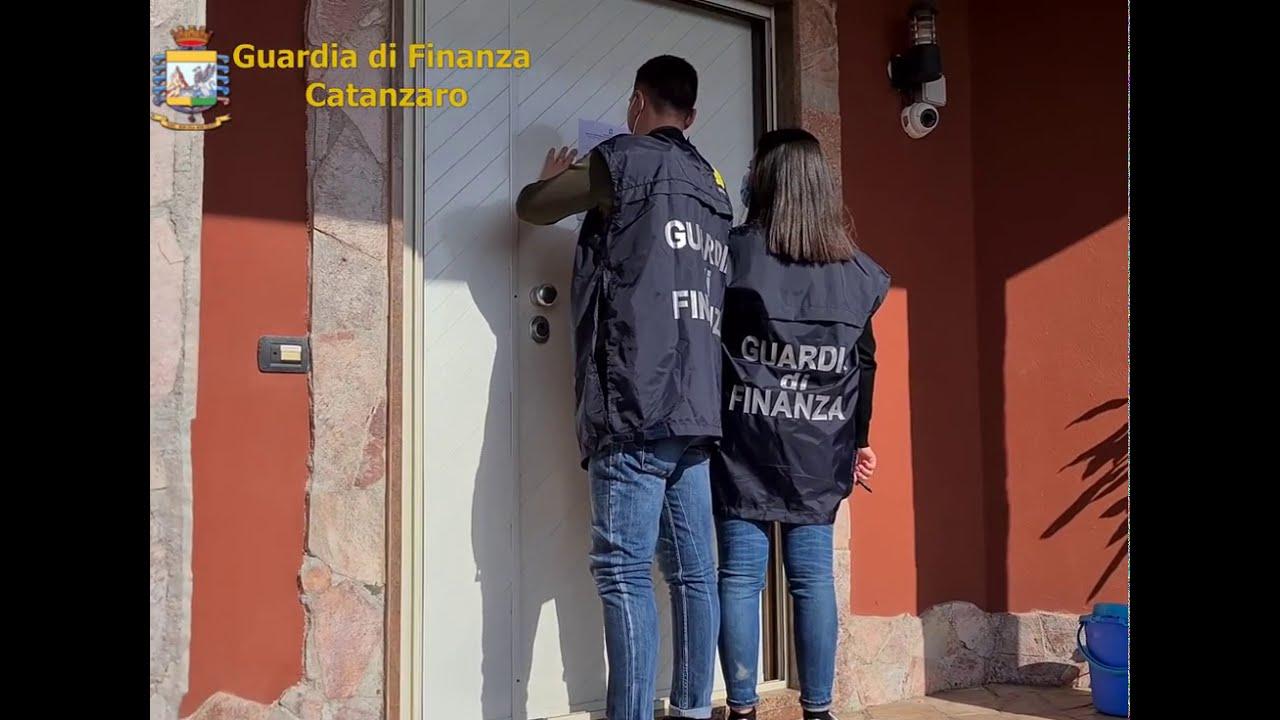 Lamezia Terme, sequestrati beni per un milione di euro alla cosca Iannazzo