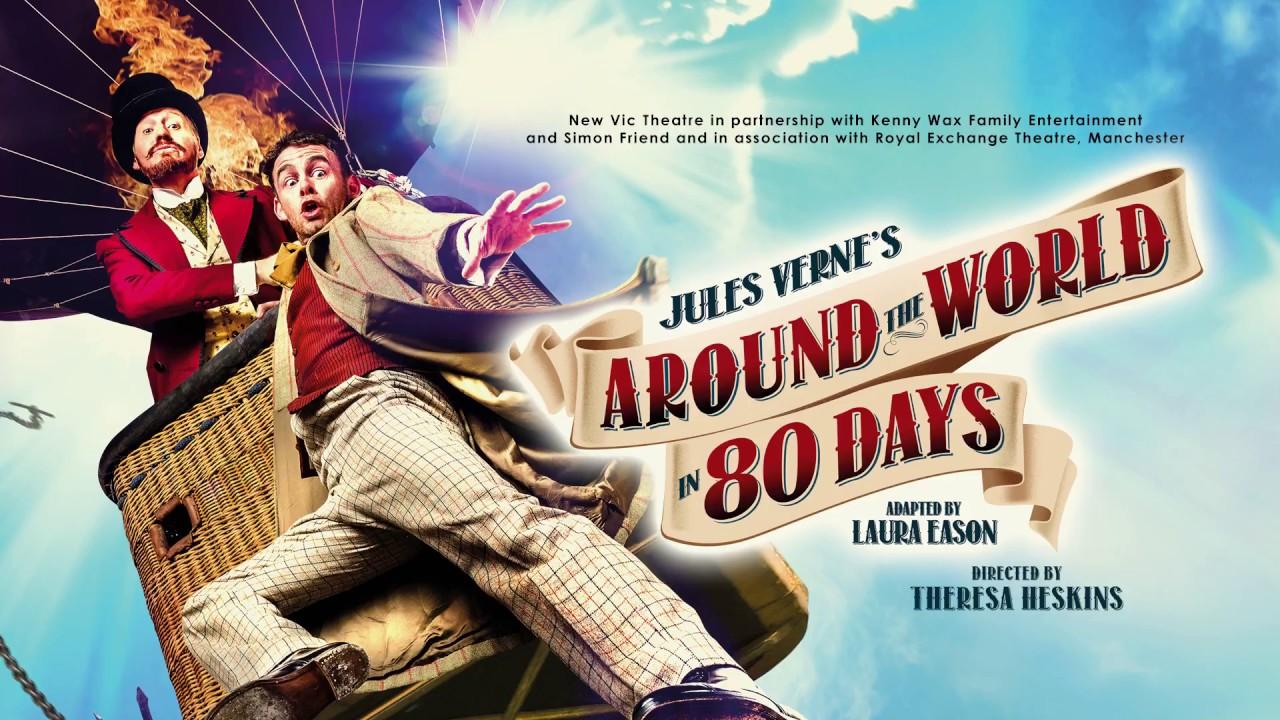 Around The World In 80 Days On Stage At Cadogan Hall