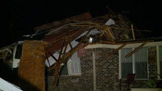 Storms Cause Severe Damage in Northern Alabama