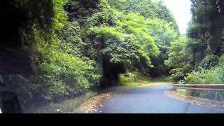 【実況車載動画】茨城県道42号笠間つくば線
