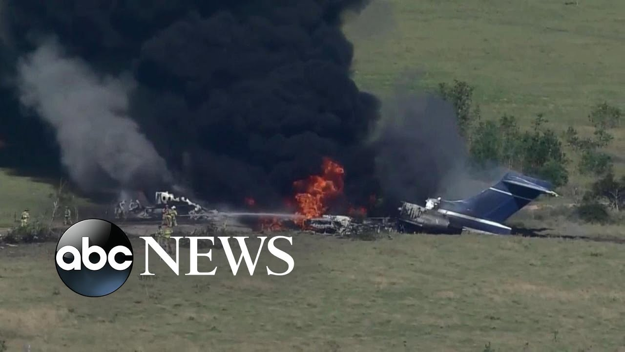 Download Private plane crashes in Texas l WNT