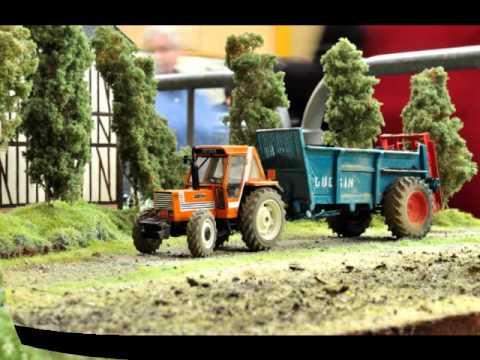 exposition de miniatures agricoles Fécamp