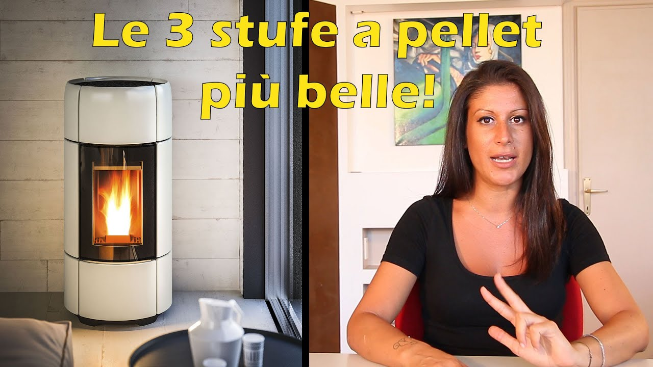 Novit stufe pellet 2016 2017 youtube for Thermorossi bellavista