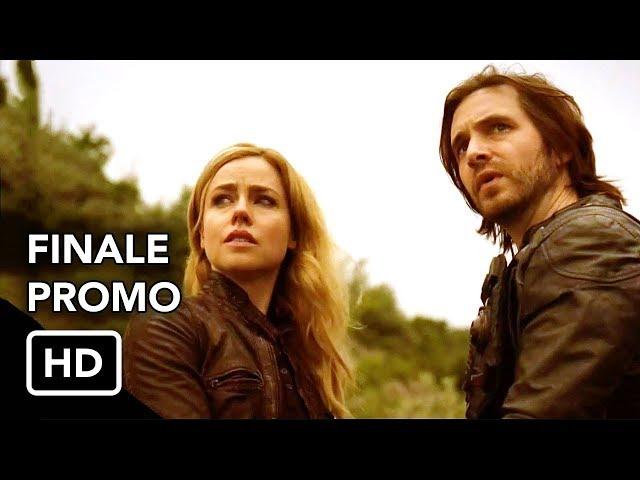 12 Monkeys Series Finale Promo (HD)