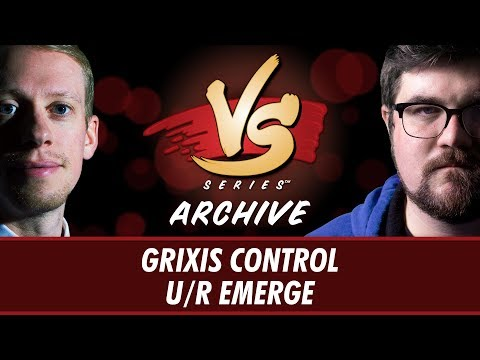 7/4/2017 - Stevens Vs Brad: Grixis Control vs U/R Emerge [Standard]