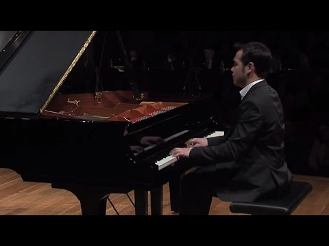 François Xavier Poizat – Chopin Piano Competition 2015 (preliminary round)