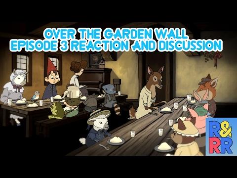 Over The Garden Wall Episode 3 Blind Reaction Redirect Over The Garden Wall Clip60