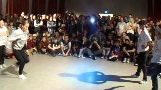 BOTY 2on2 BGIRL BATTLES 2014