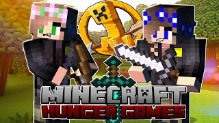 Minecraft - Little Kelly: LITTLE CARLY VOLUNTEERS FOR HUNGER GAMES!