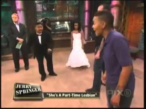 Ghetto lesbian