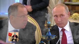 Такой встречи никто не ожидал Путин и король Саудовской Аравии
