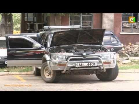 Police Seize Explosives in Mombasa