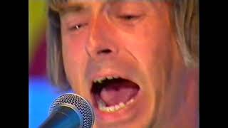 Paul Weller - Peacock Suit - The White Room 1996