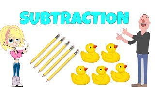 Subtraction For Kids In Hindi Animated Video