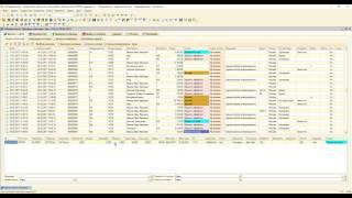 Урок. Интеграция с программой прихода PartsSoft.exe