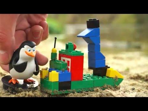 Машинки для детей. Развивающее видео. Машинки строят маяк из песка.