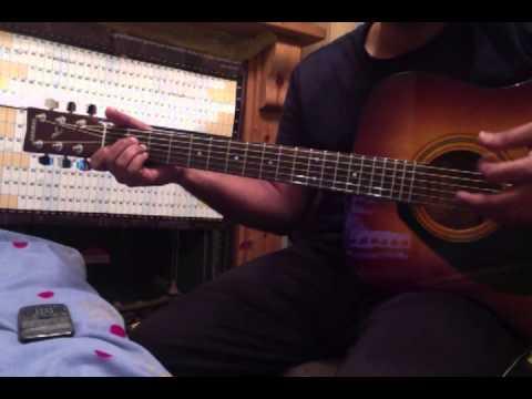 Emptiness Tune Mere Jaana Guitar Chords Youtube