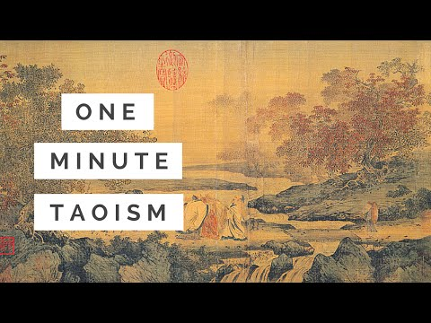 One Minute Taoism