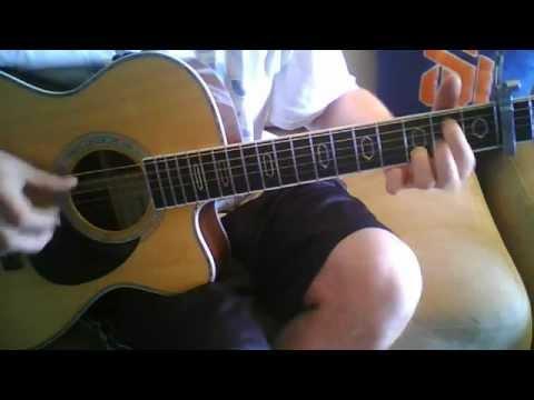 James Taylor Copperline Guitar Lesson Part 1 Revised Youtube