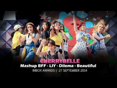 [Re-upload] Cherrybelle - Mashup BFF - Love is You - Dilema - Beautiful || 27 Sep 2014