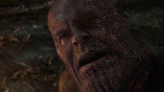 Тор убивает Таноса | Мстители:Финал (2019)