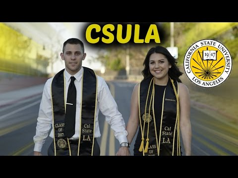WE ARE COLLEGE GRADUATES! [CSULA]