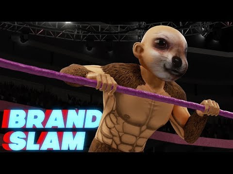 Papa John Body Slams a Dog | Brand Slam, Episode 2 (Feat. Dan Ryckert)