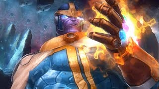 THANOS (Secret Wars: Infinity) Unleashed Overview | Marvel: Future Fight