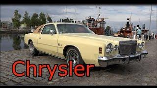 Chrysler Cordoba -V8 Monster car