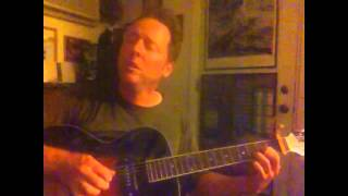 Blue Shadows on the Trail - Roy Rogers cover