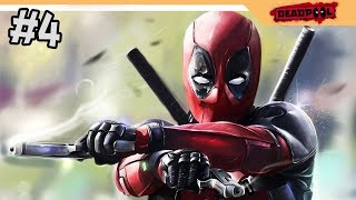 СПАСЕНИЕ МИРА - Deadpool прохождение #4
