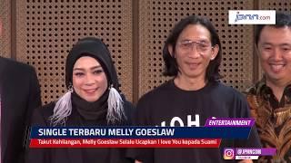 Takut Kehilangan, Melly Goeslaw Selalu Ucapkan I love You kepada Suami - JPNN.COM