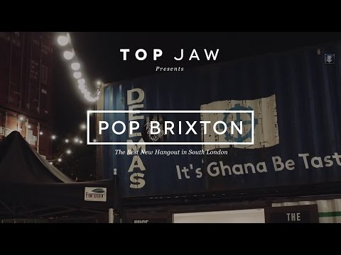 Pop Brixton - The Best New Hangout in South London