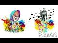 Cara Edit foto Magic Splash di PicsArt   tutorial