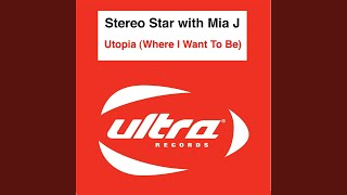 Utopia (Where I Want To Be) (Radio Edit)