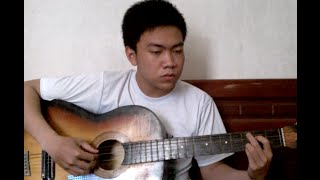 Bài hát cho em-M4U (guitar cover)