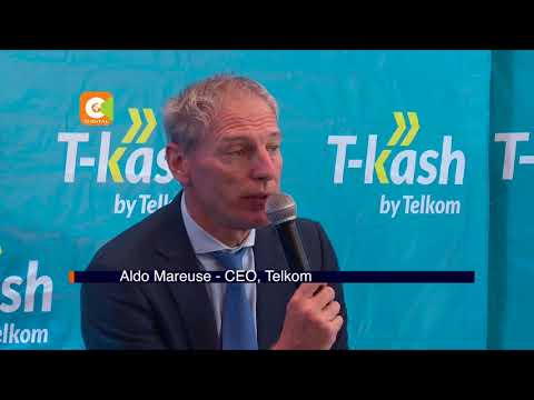 Telkom relaunches its mobile money platform dubbed T-kash