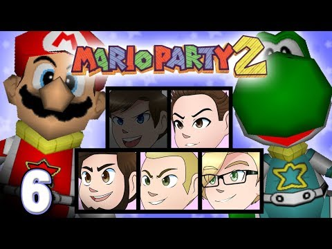 Mario Party 2: Stretch That Plumber - EPISODE 6 - Friends Without Benefits