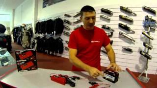 Cargador de batería de moto Descubre  las utilidades del nuevo F2504