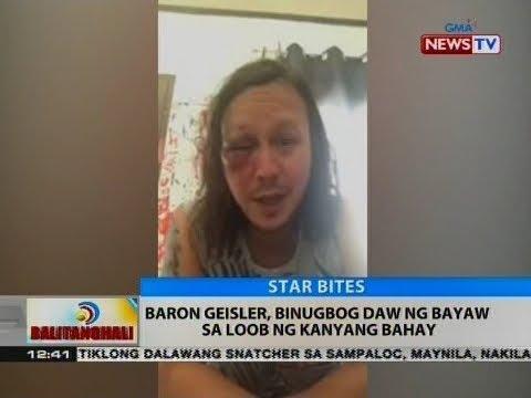 BT: Baron Geisler, binugbog daw ng bayaw sa loob ng kanyang bahay