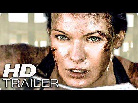 RESIDENT EVIL 6 Trailer German Deutsch (2017)