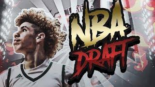 NBA 2K17 Las Vegas Lions MyLeague Ep. 21 - 2019 NBA DRAFT!!!